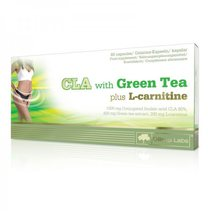 Olimp CLA + Green Tea + L-Carnitine (60 капс)