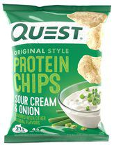 Чипсы Quest Chips 2.0 Sour Cream-Onion (32 гр)